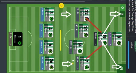 Attacking structure